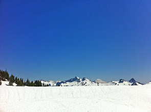 Photo: Chris Mt Rainier