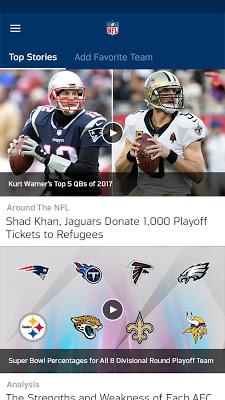 NFL - screenshot
