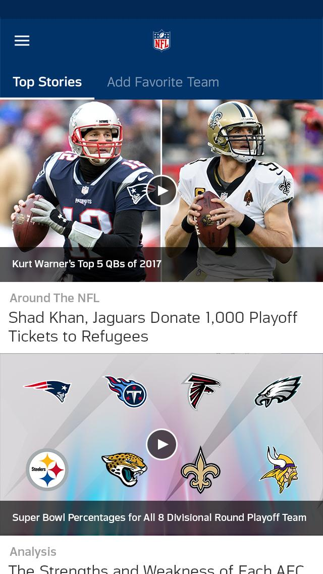 NFL Mobile Android 1