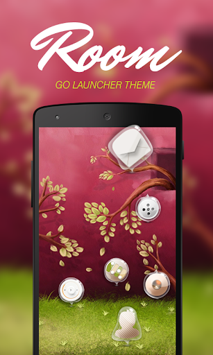 FREE Room GO Launcher Theme