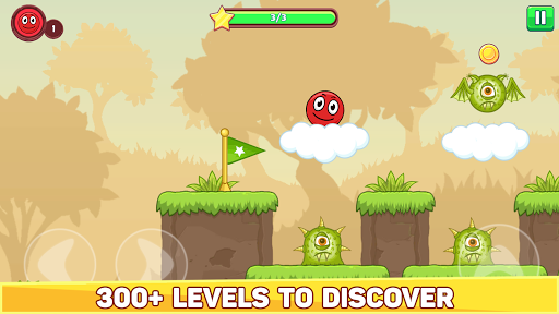 Bounce Ball 5 - Jump Ball Hero Adventure apktram screenshots 6