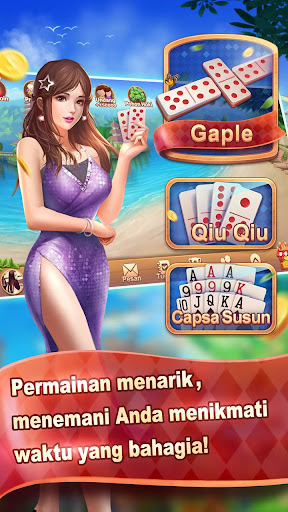 Gaple Lokal Online - Free 1.0.3 gameplay | by HackJr.Pw 2