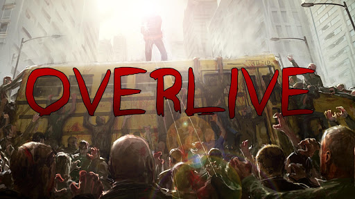 overlive: a zombie survival story and rpg screenshot 1
