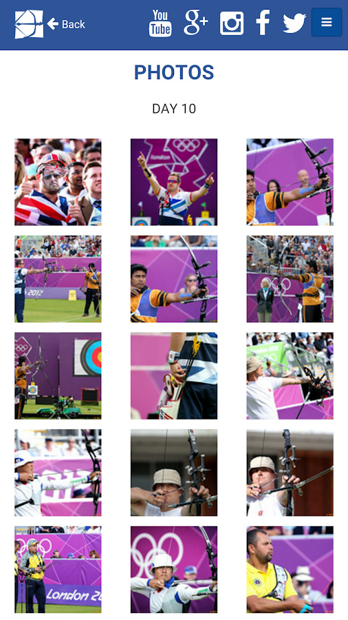 World Archery Live- screenshot