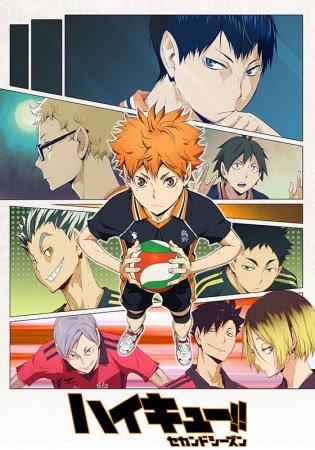 Haikyuu!! Second Season thumbnail