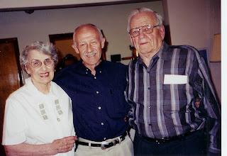 Photo: Etta, Harvey (Adele's son) & Harold