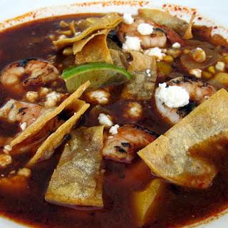 Sopa Tarasca (Tarascan Soup) Recipe