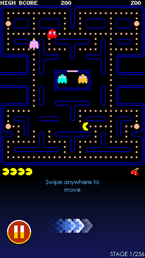 PAC-MAN - screenshot