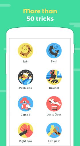 Dogo - Your Dog's Favourite Training App 1.1.5 screenshots 1