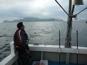 Photo: 予定していた場所には波が高く行けず・・・ 場所変更して。 さあーガンバりましょう!