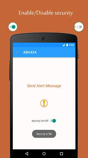 ABHAYA - Women Security