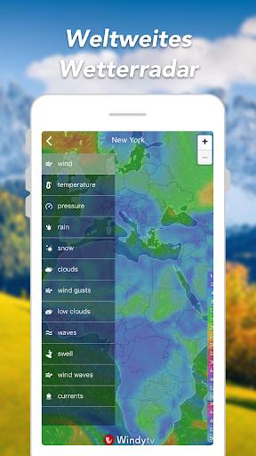 Wettervorhersage & Widgets & Radar screenshot 5