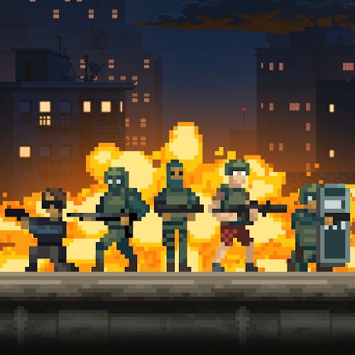 Door Kickers: Action Squad(Mod Money/ammo) 1.0.61mod