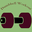 Dumbbell Workout Exercises icon