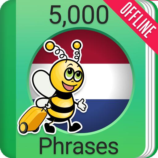 Learn Dutch - 5000 Phrases