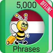 Learn Dutch - 5000 Phrases