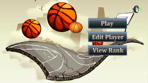 Street Basketball Shoot