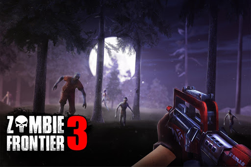 Zombie Frontier 3: Sniper FPS 2.14 Cheat screenshots 1