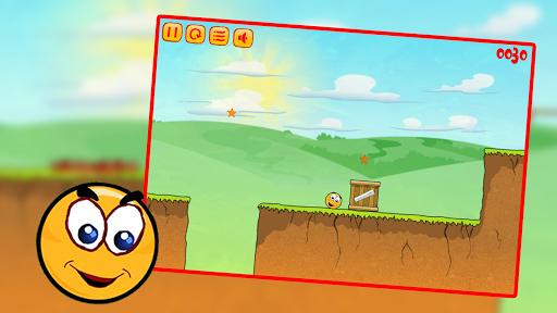 Code Triche Roller Ball 3: Red Bounce Ball Love Adventure APK MOD screenshots 3