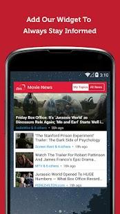 Movie & Box Office News - screenshot thumbnail