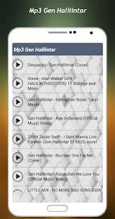Cover Song Gen Halilintar Full - náhled