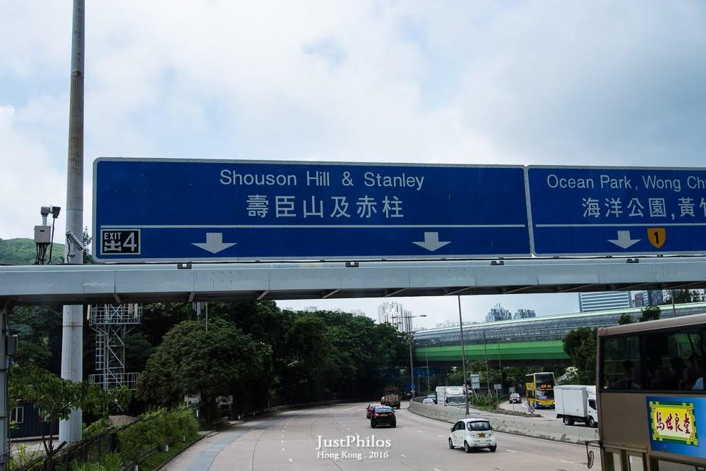 中途會經過類似高速公路的樣子(?),所以其實還滿快速的。