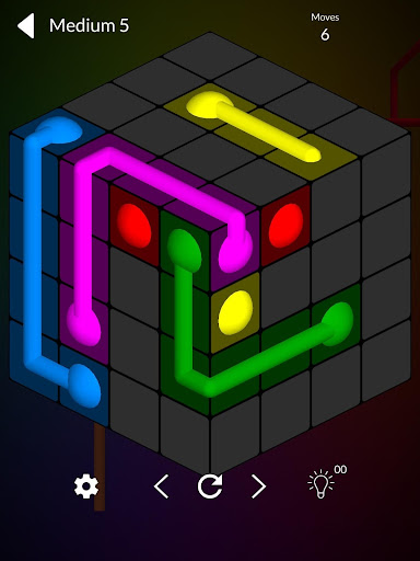 Cube Connect: Connect the dots 3.33 screenshots 8