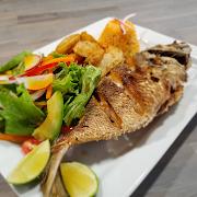 Pescado Frito - Whole Fish