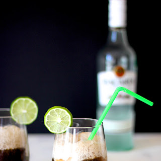 Dirty Coke Floats Recipe