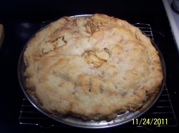 Apple Pie  The1958  Silver Grillin Spokane Wa Recipe
