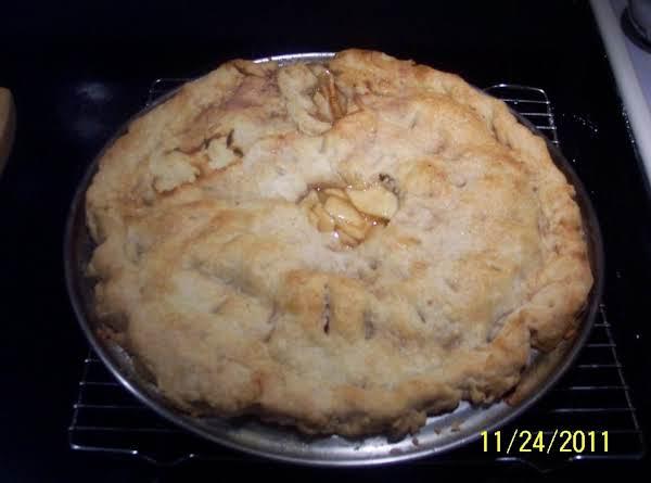 Apple Pie  Like Was At Te Silver Grill In Spokane. Wa.