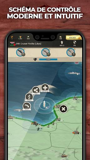 Call of War - Guerre mondiale jeu de stratu00e9gie  captures d'u00e9cran 2