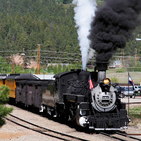 D&S Making a  Waterstop by Gerard Pascazio - Transportation Trains