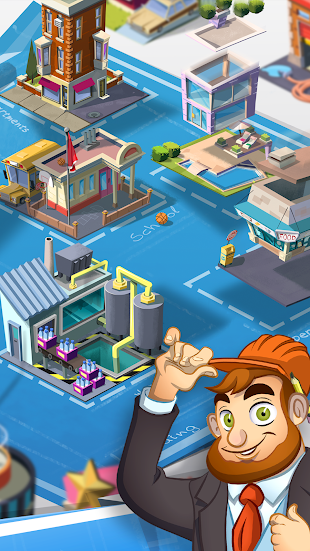 Build Away! -Idle City Builder- screenshot thumbnail