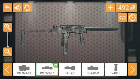 Zbraně Simulátor - náhled
