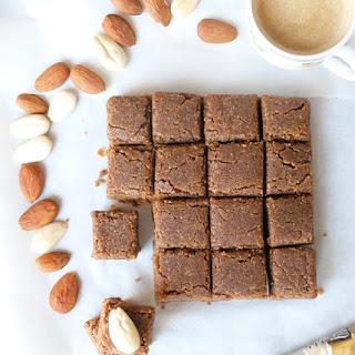 Almonds and Sesame Moroccan Bites - Sellou