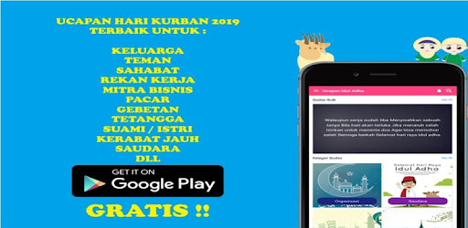 ucapan idul adha apk app for android