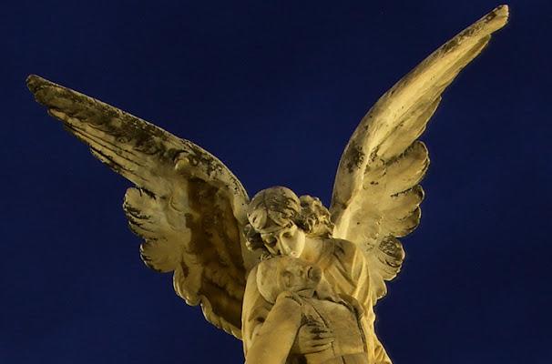 L'angelo della morte di Loredana Pagana