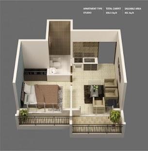 ... 3D room planner layout- screenshot thumbnail ...