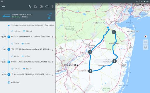 NavMeTo GPS Truck Navigation pt-1.2.2 screenshots 9