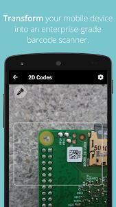 Scandit Barcode Scanner Demo screenshot 1