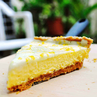 Crunchy-Bottomed Lemon Tart