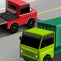 Truck Traffic Racing3D icon