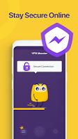 screenshot of Unlimited Free VPN Monster - Fast Secure VPN Proxy