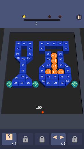 Bricks n Balls Breaker 3D - Puzzle Crusher  screenshots 7