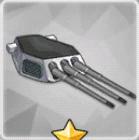 356mm三連装砲T2