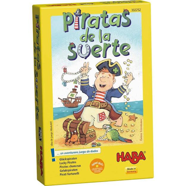 HABA® Piratas de la Suerte
