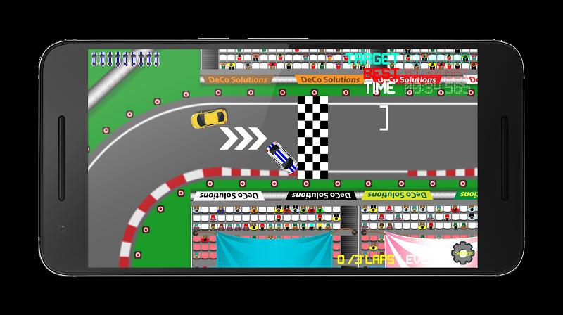 Скриншот Race N Go