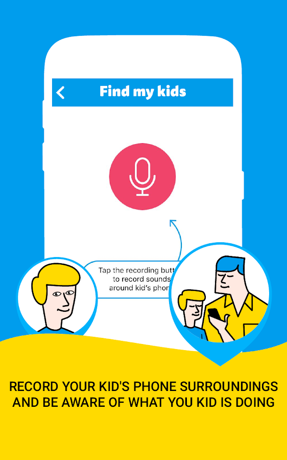 Find my Kids: Child locator- screenshot