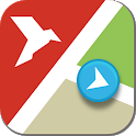 CorvusGPS - Map for Fleets and Families icon